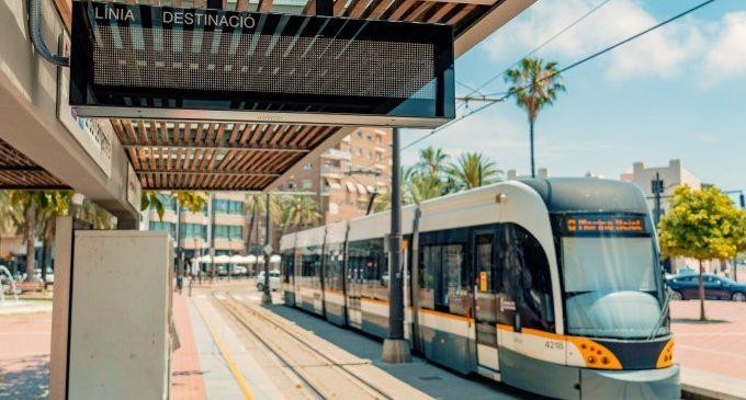 Metrovalencia facilita el acceso a la Exposición del Ninot 2021 instalada por primera vez en La Marina de València