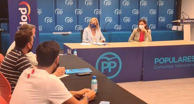 """El PPCV crea una Sotssecretaria d'Ocupació encapçalada per Catalá i Pradas per a mantenir """"fil directe"""" amb els sectors"""