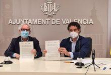 Colomer subscriu un conveni amb Visit València per a promocionar i millorar la imatge de la ciutat