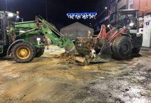 L'Ajuntament de València destina una partida de 442.000 euros a treballs de neteja i recollida de residus durant els actes fallers