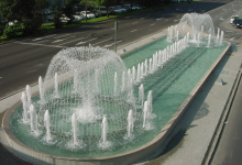 El Cicle Integral de l'Aigua millora l'eficiència energètica de quatre fonts ornamentals de València