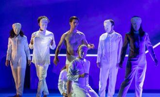 'Edipo' llega al Teatro Romano de Sagunt protagonizado por Alejo Sauras