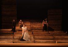 """'Clitemnestra', d'Agustí Villaronga, tanca les actuacions del festival al Teatre Romà """"Sagunt a Escena"""""""