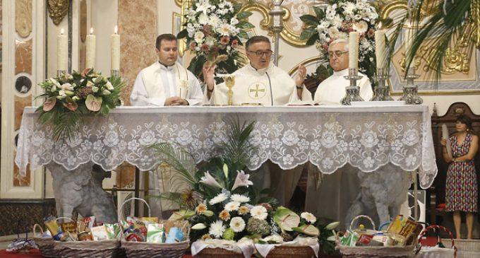 """Els actes religiosos de """"Festa segura"""" de Puçol es limitaran a l'interior de la parròquia"""