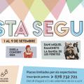 Aquesta es la programació de «Festa Segura 2021» en Puçol