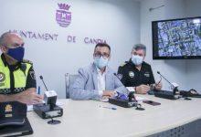 Gandia pone en marcha un dispositivo especial para garantizar la seguridad durante las Fallas