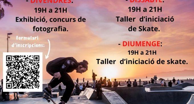 Xàtiva organitza una sèrie d'activitats amb motiu de la setmana de la Joventut