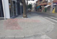Paterna millora l'accessibilitat de la plaça Porta del Sol de la Canyada