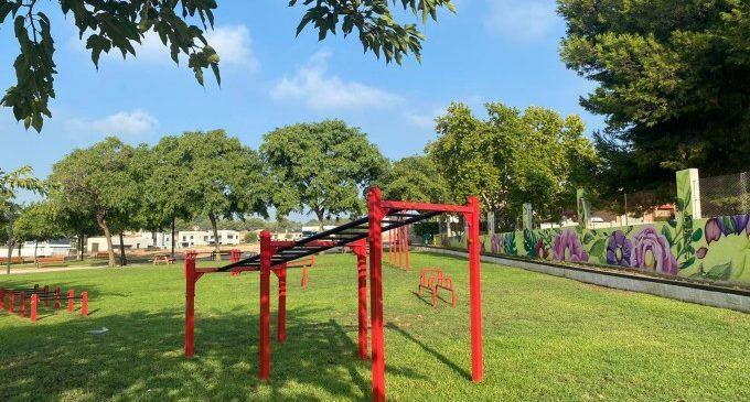 """""""A meitat camí"""", un nou parc a l'entorn del Vedat a Torrent"""
