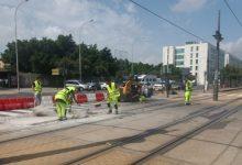 La Generalitat inicia les obres de millora de l'estat del paviment dels encreuaments de la xarxa de tramvia de Metrovalencia