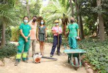 El programa formatiu de jardineria de l'Ajuntament de Torrent arriba a la seua fi