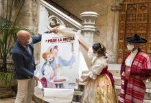 La Diputació dona la benvinguda a les Falles de setembre amb una campanya històrica