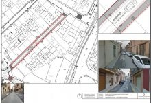 Foios fa més segur i accessible el carrer Manuel Martínez amb la seua reurbanització