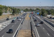 La DGT prevé 2,3 millones de desplazamientos en las carreteras de la Comunitat Valenciana durante este fin de semana