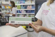 Las farmacias valencianas venden 56.307 test de antígenos, un 30,14% menos que la semana anterior