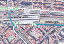 Avanços en l'L10: s'inicia el procés de licitació per a la construcció de la connexió per als vianants entre les estacions d'Alacant i Xàtiva