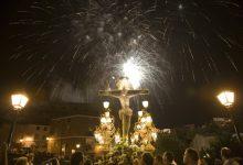 Ontinyent programa un espectáculo pirotécnico para la llegada de Cristo de la Agonía a San Carlos