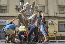 Els actes fallers obligaran a restringir la circulació en el centre de València entre els dies 2 i 6 se setembre