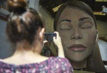 """El bust de """"La Meditadora"""" torna aquest dimecres a la Plaça de l'Ajuntament per a la seua nova Plantà"""