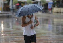 Un frente atlántico provocará chubascos y tormentas que serán fuertes en la Comunitat Valenciana