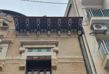 Sueca restaura una valiosa marquesina modernista de una de las casas que acogen el Museo Joan Fuster