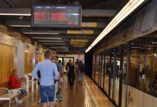 Metrovalencia incrementa el nombre d'unitats en circulació a partir de l'1 de setembre