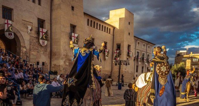 Els Moros i Cristians d'Albaida (València), declarats Festa d'Interés Turístic Autonòmic