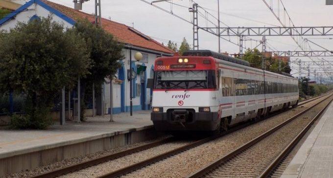 Renfe programa horaris especials de Rodalia per les Falles amb 87 trens més el cap de setmana