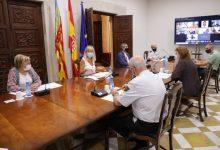 La Generalitat incrementará el control de medidas COVID y recuerda que la vacuna no exime de cumplir las normas durante estas fallas
