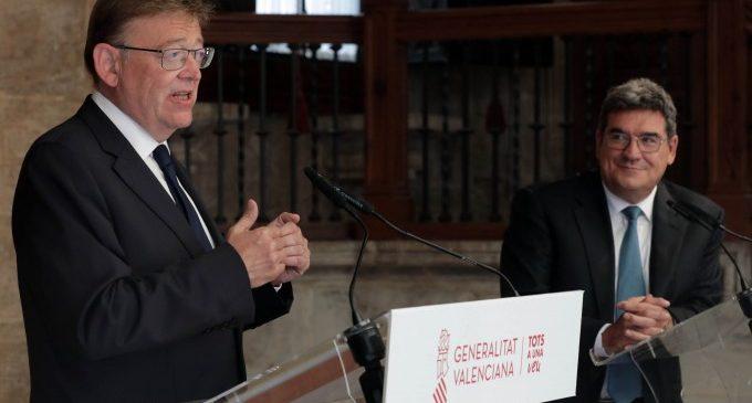 La Generalitat i el Govern avancen en la creació d'una finestreta única per a gestionar la Renda Valenciana d'Inclusió i l'Ingrés Mínim Vital