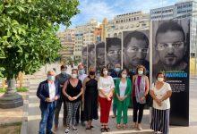 """València acoge la exposición fotográfica """"Otra Franja para Gaza"""""""
