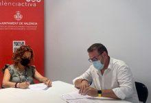 València Activa i AJEV signen un conveni per al foment de la consolidació i la igualtat en l'àmbit empresarial