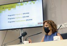 València destina més de 2,6 milions d'euros per a promoure l'emprenedoria i la contractació indefinida