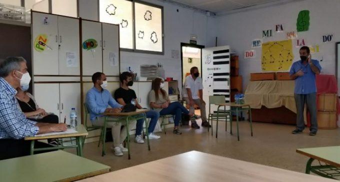 La nueva comunidad energética local del colegio Ballester Fandos de la Malva-rosa se suma a las creadas por el Ayuntamiento