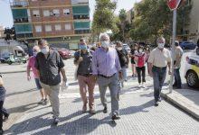 L'Ajuntament de València posa en marxa un pla de reforç de la neteja en el barri de Marxalenes