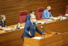 """Cs considera ineficaç la gestió de la pandèmia en la Comunitat Valenciana i titlla a Barceló de """"triomfalista"""""""