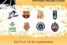 El mejor básquet de cantera se cita en el III Torneo Ciutat de Torrent