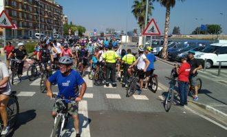 Reivindicacions, conscienciació i transport gratuït en la Setmana Europea de la Mobilitat de Xirivella