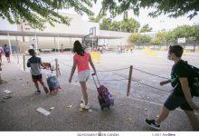 Gandia inicia el curs escolar 2021-2022 amb normalitat