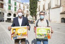 """""""Compre en valencià. Jo, comerç local"""""""