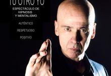 La hipnosi i el mentalisme de Toni Pons, a Burjassot, el 17 de setembre