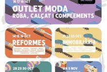 Un outlet de moda amb més de 26 estands obri la tercera edició de Fira Mercat Gandia