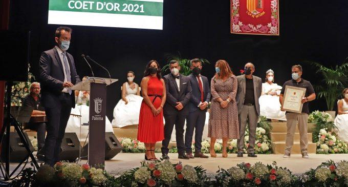 Paterna celebra la cultura en els LVII Jocs Florals i reconeix a l'empresa municipal Gespa amb el Coet d'Or
