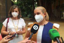 """Eva Ortiz: """"Puig ha de demanar a Aragonés que s'assega en el CPFF perquè totes les CCAA siguen iguals i no hi haja privilegis amb el finançament"""""""