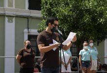 La Falla Plaza Dos de Mayo de Paterna es fa amb el primer premi de Secció Especial