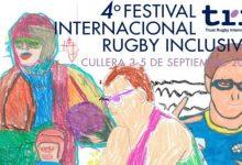 Cullera acull la 4a edició del Festival Internacional de Rugbi Inclusiu