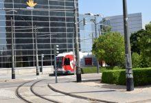 La Generalitat facilita el desplaçament amb tramvia a Fira València amb motiu dels exàmens de valencià i les oposicions a Correus