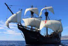 La Nao Victoria visita Gandia i obri les seues cobertes al públic fins al 12 de setembre
