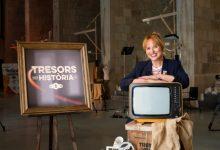 Carolina Ferre presentará el nuevo programa de los sábados por la noche 'Tresors amb història'