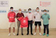 Ontinyent presenta oficialment el seu equip de pilota a la Copa Diputació de València